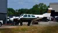 65-12701 @ KADS - Aircraft being towed Cavanaugh Flight Museum Addison, TX - by Ronald Barker
