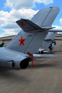 N115PW @ KADS - Cavanaugh Flight Museum Addison, TX - by Ronald Barker