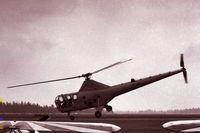 CF-FDF - Abbottsford Airshow, 1971 - by Al Hudson