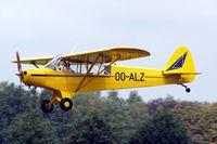 OO-ALZ @ EBDT - Piper PA-18-95 Super Cub [18-2083] Schaffen-Diest~OO 12/08/2006