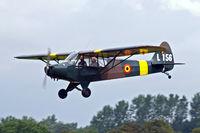OO-LGB @ EBDT - Piper PA-18-95 Super Cub [18-2060] Schaffen-Diest~OO 12/08/2006