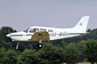 OO-MAH @ EBDT - Piper PA-28-161 Warrior III [2842167] Schaffen-Diest~OO 12/08/2006