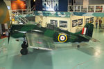 AL246 @ EGDY - at the FAA Museum, Yeovilton - by Chris Hall