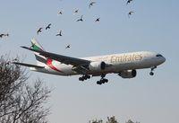 A6-EMG @ LGAV - Landing on 03L - by Stamatis A.