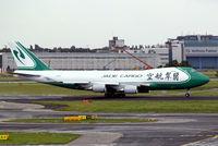 B-2439 @ EHAM - Boeing 747-4EVERF [35170] (Jade Cargo) Amsterdam-Schiphol~PH 10/08/2006 - by Ray Barber