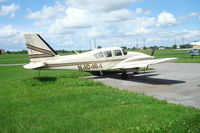 N40464 @ S37 - PA-23 at Smoketown airport PA - by Jack Poelstra