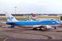PH-BFP @ EHAM - Boeing 747-406M [26374] (KLM Asia) Amsterdam-Schiphol~PH 10/08/2006