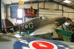 BAPC241 @ X2TG - at the Tangmere Military Aviation Museum - by Chris Hall