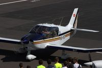 HB-KFD @ LFQG - Parked - by Romain Roux