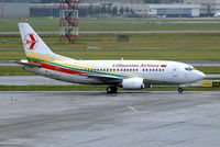 LY-AZY @ EHAM - Boeing 737-548 [26287] (Lithuanian Airlines) Amsterdam-Schiphol~PH 10/08/2006 - by Ray Barber