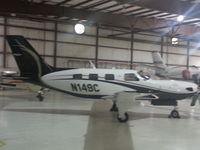 N149C @ KIXD - In the hangar - by Floyd Taber