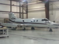 N129ME @ KIXD - In the hangar - by Floyd Taber