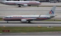 N862NN @ MIA - American 737-800 - by Florida Metal