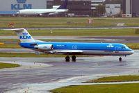 PH-OFJ @ EHAM - Fokker F-100 [11248] (KLM cityhopper) Amsterdam-Schiphol~PH 10/08/2006