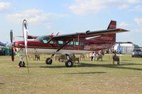 N908KA @ LAL - Cessna 208