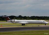 D-ACNI @ EGCC - Arrival - by Clive Pattle