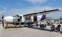 N938FE @ EVB - Fed Ex Cessna 208B