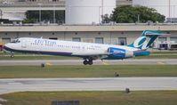 N940AT @ FLL - Air Tran 717