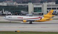 N950AR @ MIA - Centurion MD-11F
