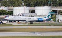 N960AT @ FLL - Air Tran 717