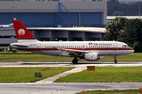 EI-DEZ @ EHAM - Airbus A319-112 [1283] (Meridiana) Amsterdam-Schiphol~PH 10/08/2006 - by Ray Barber