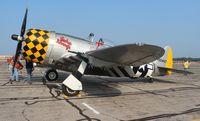 N1345B @ YIP - Jacky's Revenge P-47D