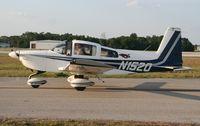 N1520 @ LAL - American AA-5B