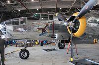N3774 @ YIP - Yankee Warrior B-25C