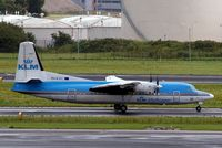 PH-KVC @ EHAM - Fokker F-50 [20191] (KLM cityhopper) Amsterdam-Schiphol~PH 10/08/2006 - by Ray Barber