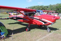 N5016A @ LAL - 1955 Cessna 172
