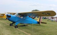 N50725 @ KOSH - Aeronca O-58B