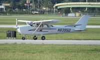 N6395D @ ORL - Cessna 172N