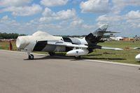 N6953X @ LAL - Mig-17 Black Diamond Jet Team