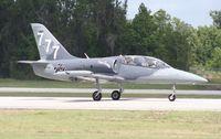 N8124N @ LAL - L-39C - by Florida Metal