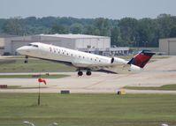 N8580A @ DTW - Delta Connection CRJ-200