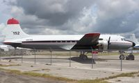 N9015Q @ OPF - C-54D recently had a landing incident at New Smyrna Beach, this was taken a year before