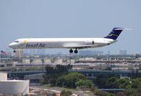 PJ-MDB @ MIA - Insel Air MD-82