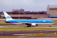 PH-BZM @ EHAM - Boeing 767-306ER [28884] (KLM-Royal Dutch Airlines) Amsterdam-Schiphol~PH 10/08/2006