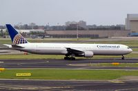 N67058 @ EHAM - Boeing 767-424ER [29453] (Continental Airlines) Amsterdam-Schiphol~PH 10/08/2006