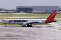 PH-MCJ @ EHAM - Boeing 767-33AER [25335] (Martinair) Amsterdam-Schiphol~PH 10/08/2006