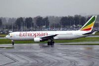 ET-ALC @ EHAM - Boeing 767-33AER [28043] (Ethiopian Airlines) Amsterdam-Schiphol~PH 11/08/2006