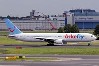 PH-AHY @ EHAM - Boeing 767-383ER [24848] (Arkefly) Amsterdam-Schiphol~PH 10/08/2006