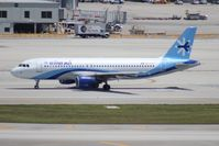 XA-TLC @ MIA - Interjet A320