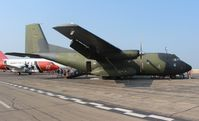 50 96 @ YIP - German Air Force Transall C-160D
