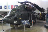 150181 - SH-2F Seasprite at Battleship Alabama - by Florida Metal