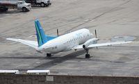 C6-SBG @ FLL - Sky Bahamas Saab 340A - by Florida Metal
