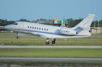 C-FWTF @ ORL - Falcon 2000