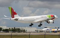 CS-TOE @ MIA - TAP Air Portugal A330-200
