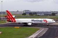 PH-MCP @ EHAM - McDonnell-Douglas MD-11CF [48616] (Martinair) Amsterdam-Schiphol~PH 10/08/2006