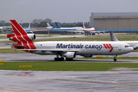 PH-MCR @ EHAM - PH-MCR   McDonnell-Douglas MD-11CF [48617] (Martinair cargo) Amsterdam-Schiphol~PH 10/08/2006